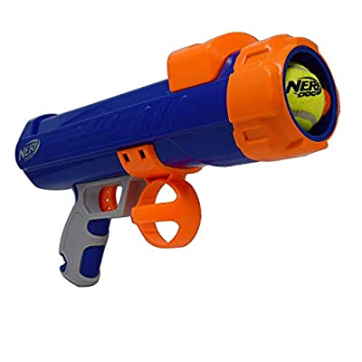 Nerf Dog Tennis Ball Blaster for Small Dogs and Puppies