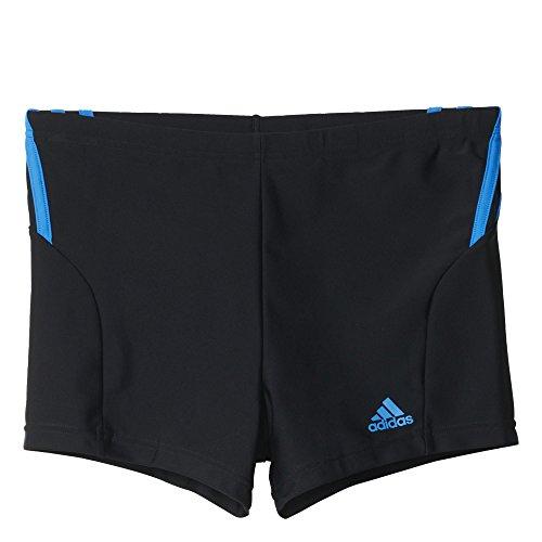 adidas AK2794 Boxer de bain Homme Noir/Bleu