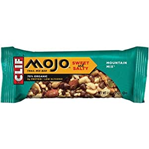 Clif Bar Mojo Bar Organic Mountain Mix 45 g (Pack of 12)