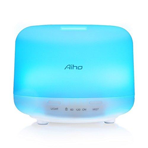 Aiho AD-P1 Aroma Ultrasónico Difusor/Humidificador