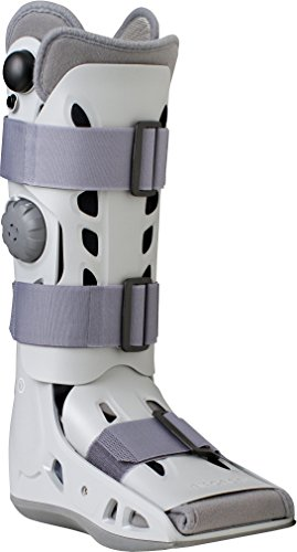 Aircast airselect Walker,/Walking Boot (Elite, Kurz und Standard) Medium Grau