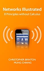 Networks Illustrated: 8 Principles Without Calculus (English Edition)