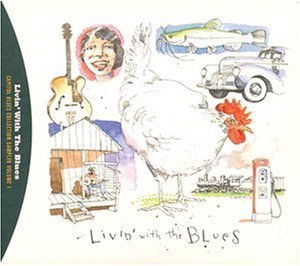 Livin' With the Blues by Brownie McGhee Muddy Waters Lowell House