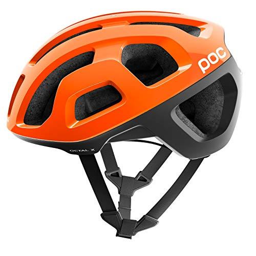POC Octal X Spin Helm, Zink Orange, MED (Poc Helm Orange)