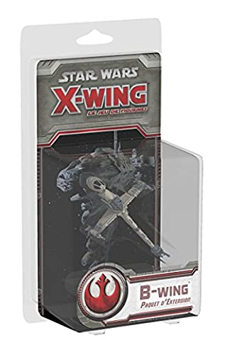 Star Wars B-wing - Asmodee - UBISWX14 - SW X-Wing -