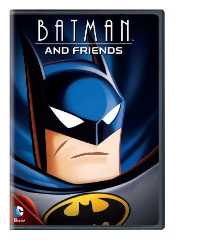 Batman & Friends / (Full Ecoa) [DVD] [Region 1] [NTSC] [US Import]