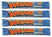 Wham Chew Bars Original (box of 50) (Bar Chew)