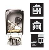 MASTER LOCK Key lock box [Medium size] [Wall mounted] - 5401EURD - Key safe