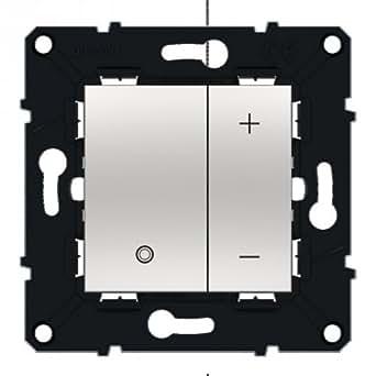 variateur de lumière - toutes lampes - arnould espace evolution - blanc