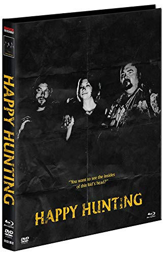 Happy Hunting - 2-Disc Mediabook (Character Edition 2) - limitiert auf 50 Stück [Blu-ray]