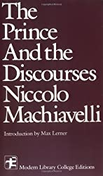 The Prince and The Discourses (Modern Library College)