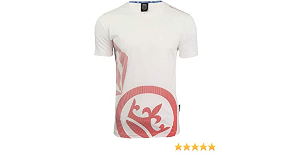 New Mens T Shirt Crosshatch Bright Top Short Sleeved AW19 Casual Summer Tee