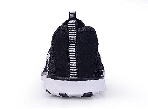 Iceunicorn, Chaussures De Plongée, Baskets, Hommes, Résille, Respirant, À Séchage Rapide, Sans Cordes