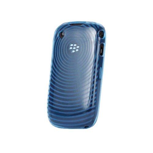 BlackBerry Verizon Silikon-Schutzhülle für Curve 9330, 9300, 8530, 8520, Blau Verizon Wireless Blackberry Curve