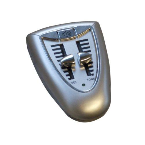 PL 51-In-Line-Verstärker für Telefon, Silber