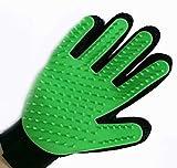Waymeduo 2-in-1 Tierhaar Gummi Handschuh Entferner