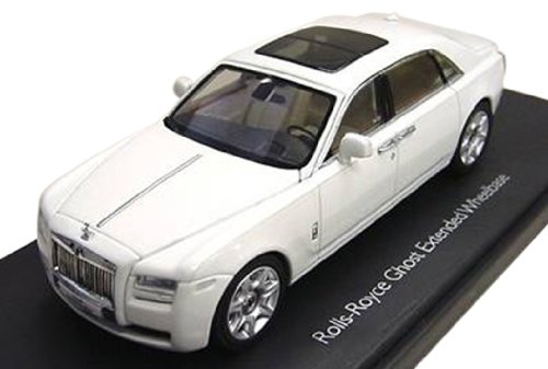 rolls-royce-143-ghost-extended-wheel-base-with-sun-roof-diecast-model-car-white