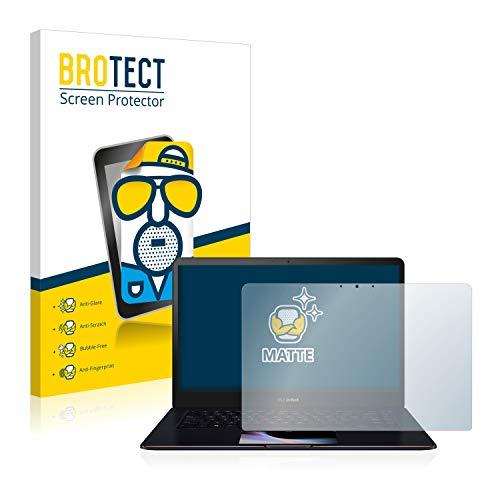 BROTECT Schutzfolie Matt kompatibel mit Asus ZenBook Pro 15 UX580GD - Anti-Reflex