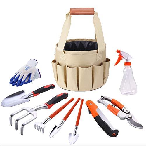 Zink Mixs Gartenarbeit und Gartenarbeit Kits Tasche Kombination Set Aluminium Schaufel Gartenschere Bucket Bag Elektrische Werkzeuge Elektrowerkzeuge Makita -