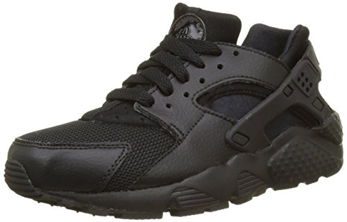 Nike Jungen Huarache Run (GS) Low-Top, Schwarz (016 Black), 39 EU