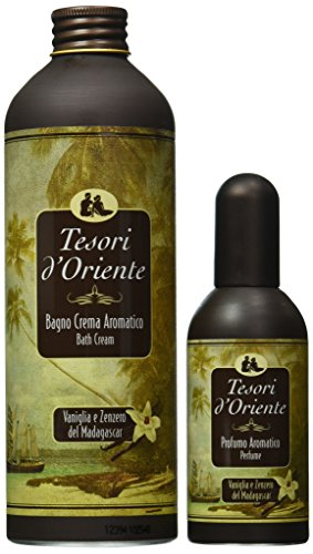 Orange Blossom Perfume Oil (Tesori d'Oriente: