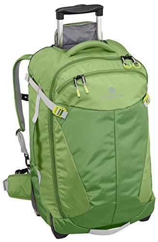 Eagle Creek Backpacker Rucksack Actify Wheeled Backpack 26 mit Rollen und verstellbarem Griffsystem , night sky, EC020576155 Sage