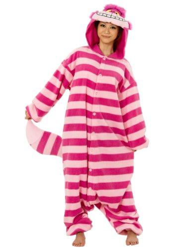 (Cheshire Cat Kostüm / Kigurumi Onesie Jumpsuit)
