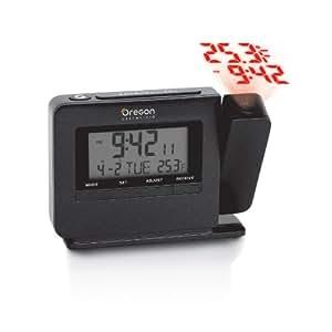 Réveil à projection avec température intérieure - TW223 - Oregon Scientific
