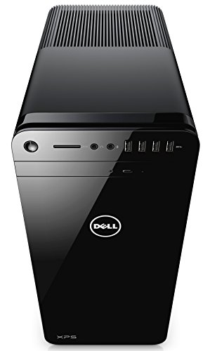 Get Dell XPS 8920 Gaming Desktop PC – (Black) (Intel Core i7-7700, 16 GB RAM, 256 GB SSD Plus 2 TB HDD, NVIDIA GTX 1060 6 GB Graphics Card, Windows 10 Home) Reviews