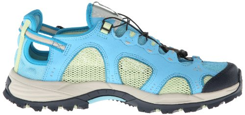 Salomon Techamphibian 3, Scarpe da Escursionismo Donna, Blau Marrone (marron (Score Blue/Greentea/Boss Blue))