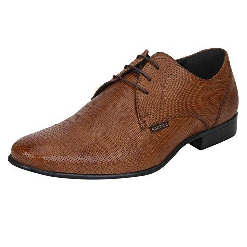 Red Tape Men's Tan Formal Shoes - 8 UK/India (42 EU)(RTR2343)
