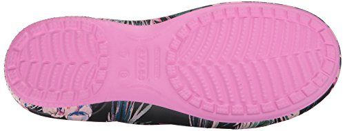 crocs Damen Freesail Graphic Clog Women Mehrfarbig (Tropical)