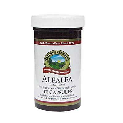 ALFALFA (100) (Medicago sativa) from Nature's Sunshine