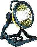 Baustrahler mit Energiesparlampe 32W