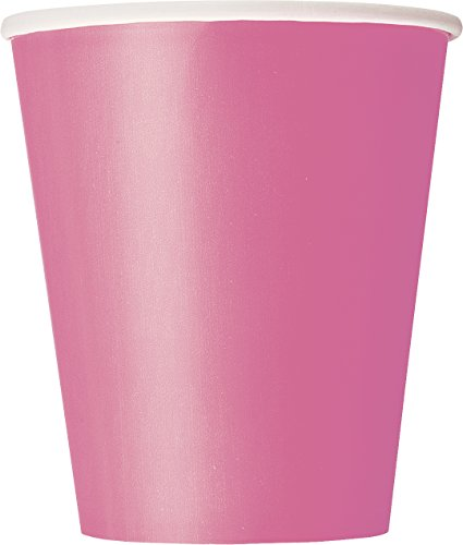 (Hot Pink Party Supplies)