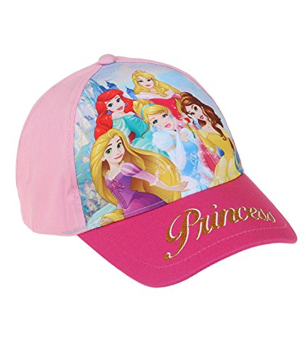Disney Princesse Fille Casquette 2016 Collection - fushia Fuschia