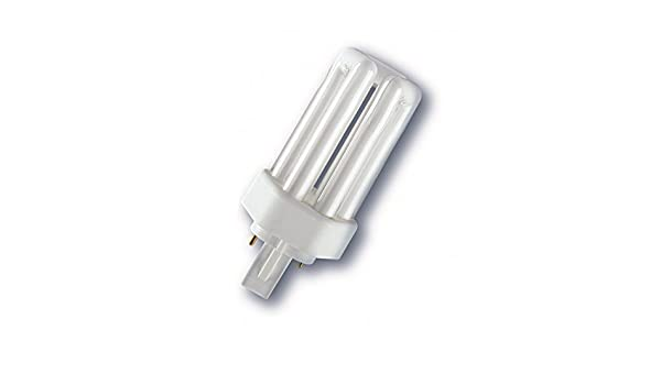 GX24q 10x Osram Kompaktleuchtstofflampe DULUX T//E PLUS 13W 830 Warmweiß