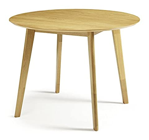 Serene Furnishings The Dining Collection - Solid Oak and Veneer