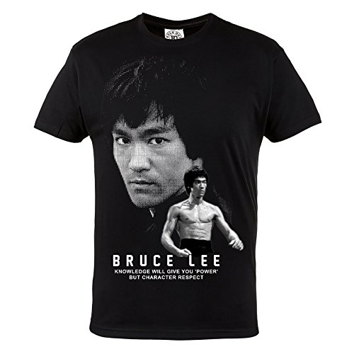 Rule Out T-Shirt Fightwear. Bruce Lee. Karate. Training. Gym. Sportswear. MMA. Martial Arts. Casual (taille XXLarge)