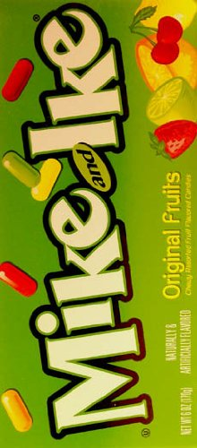 Mike & Ike Original Theater Box 170g (Candy Sathers)