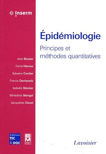 Epidmiologie : Principes et mthodes quantitatives