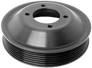 APA Industries 11511730554 Aluminum Water Pump Pulley