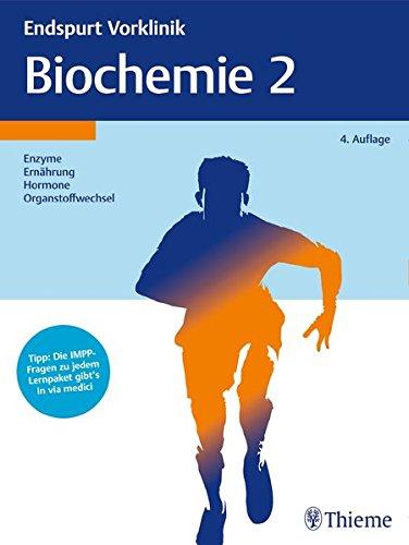 Endspurt Vorklinik: Biochemie 2: Die Skripten fürs Physikum