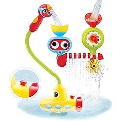 Deaman Ball Seil Toys Jeu d'eau avec Station d'activité