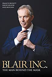 Blair Inc.: The Man Behind the Mask by Francis Beckett (2015-11-01)