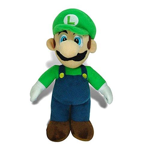 Super Mario Bros. Plüschfigur Luigi 30 cm