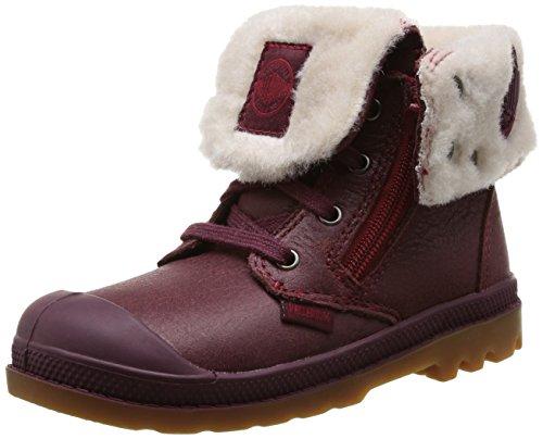 Palladium Baggy Lea Bb, mixte enfant-Boots mixte bébé