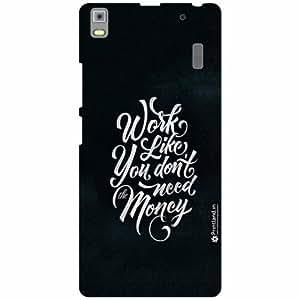 Lenovo K3 Note PA1F0001IN Back Cover - Worl Love Designer Cases