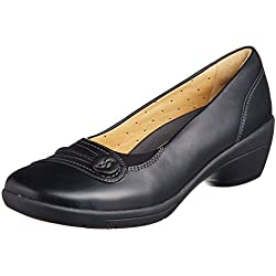Clarks Women's Un Ferran Black Pumps and Peeptoes (4 UK/India (37 EU))