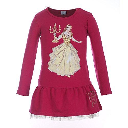 Disney-Classics Mädchen Kleid 74614 Rosa (Rosa 901), 116